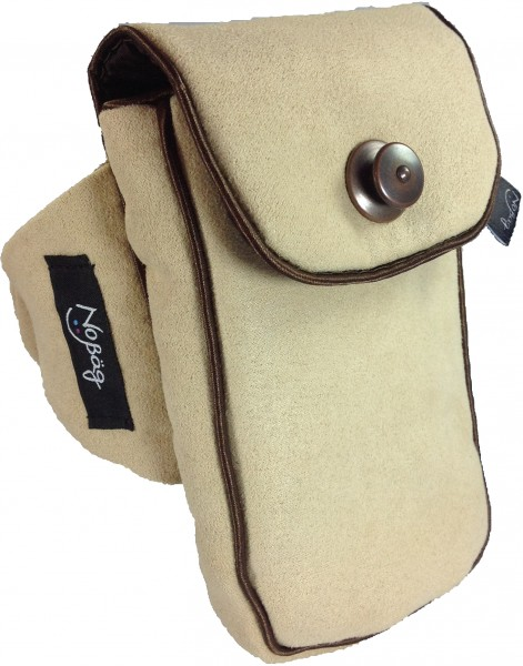 "No Bäg arm bag ""Fawn, without zipper pocket"""