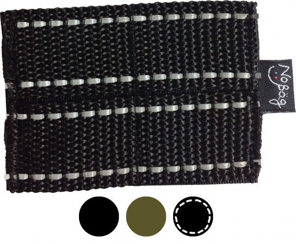 No Bäg Patch with 4 MOLLE loops