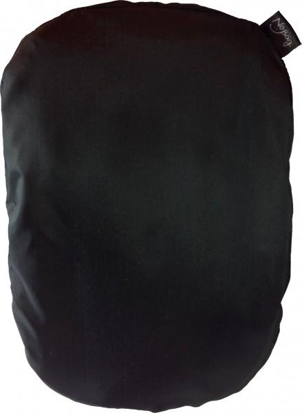 No Bäg rain and dirt protection Black