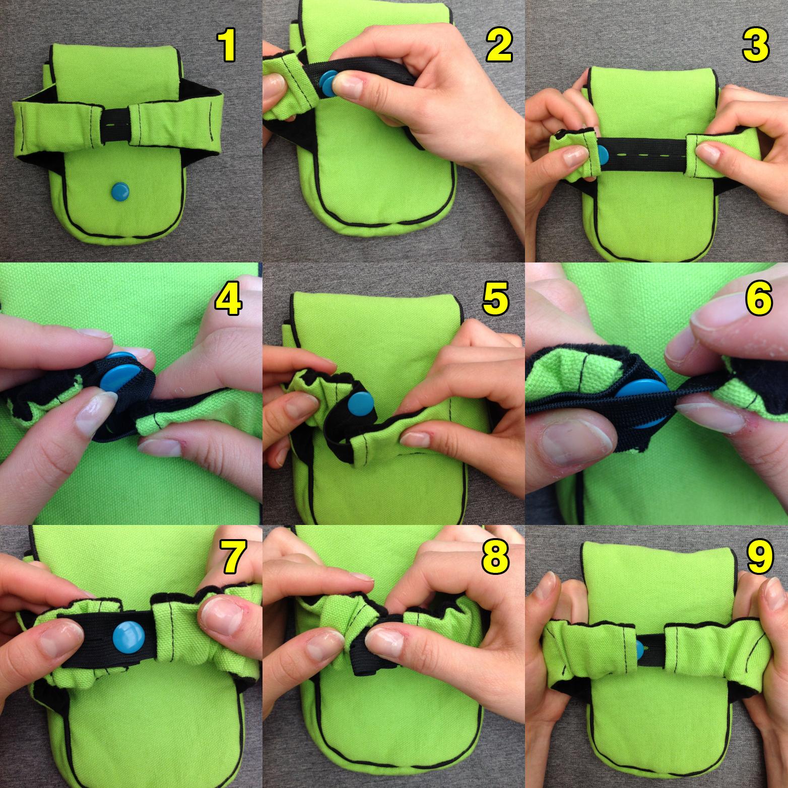 Armband-verstellen-gruen