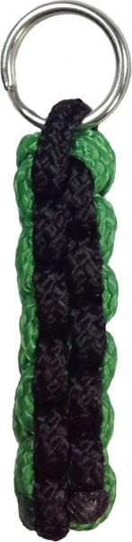 No Bäg Zipper Crown Sinnet Green-Black