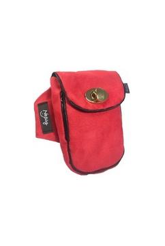 No Bäg Microfaser rot Armtasche No Bag Oberarmtasche