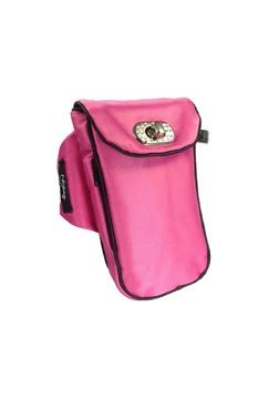 No Bäg Satin pink Armtasche No Bag Oberarmtasche