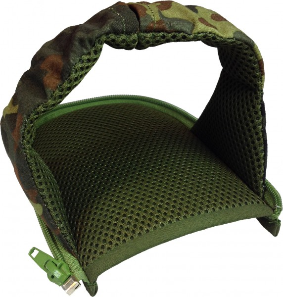 No Bäg REVOLUTION Zip-on Armschlaufe Flecktarn