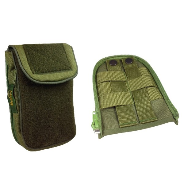 No Bäg Revolution Olive double patch Set with Zip-on MOLLE/PALS