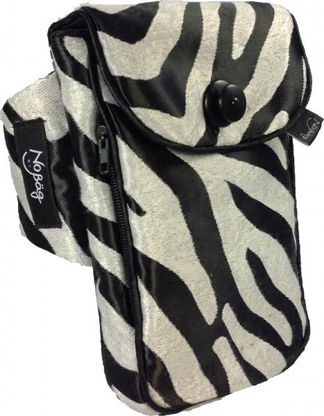"""No Bäg Armtasche """"Zebra Muster"""""""