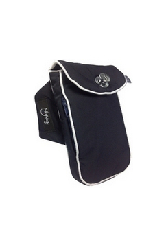 No Bäg Stoff Marineblau Armtasche No Bag Oberarmtasche