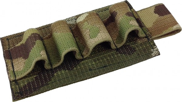 No Bäg Patch with 4 elastic loops Camouflage